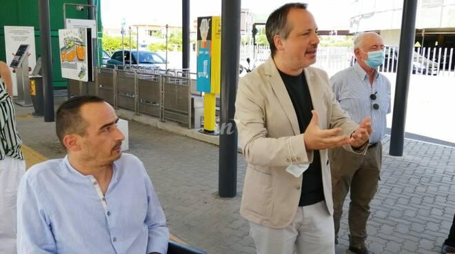 Candidati regionali 2020 con Tommaso Fattori