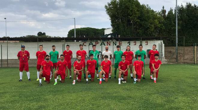 capanne calcio squadra 2020 2021