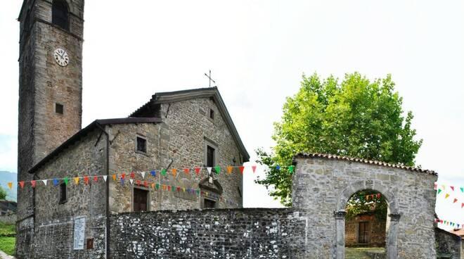 chiesa Borsigliana Piazza al Serchio