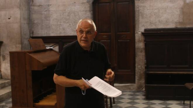 chiesa Santa Maria Forisportam riapertura lavori