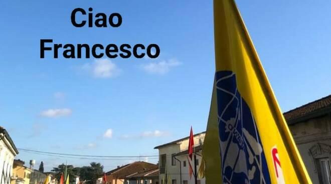 ciao Francesco Guerri di Orentano