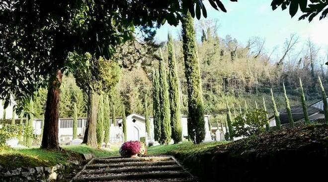 Cimitero inglese Bagni di Lucca