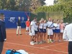 Circolo Tennis Lucca vittoria tennis femminile serie A1