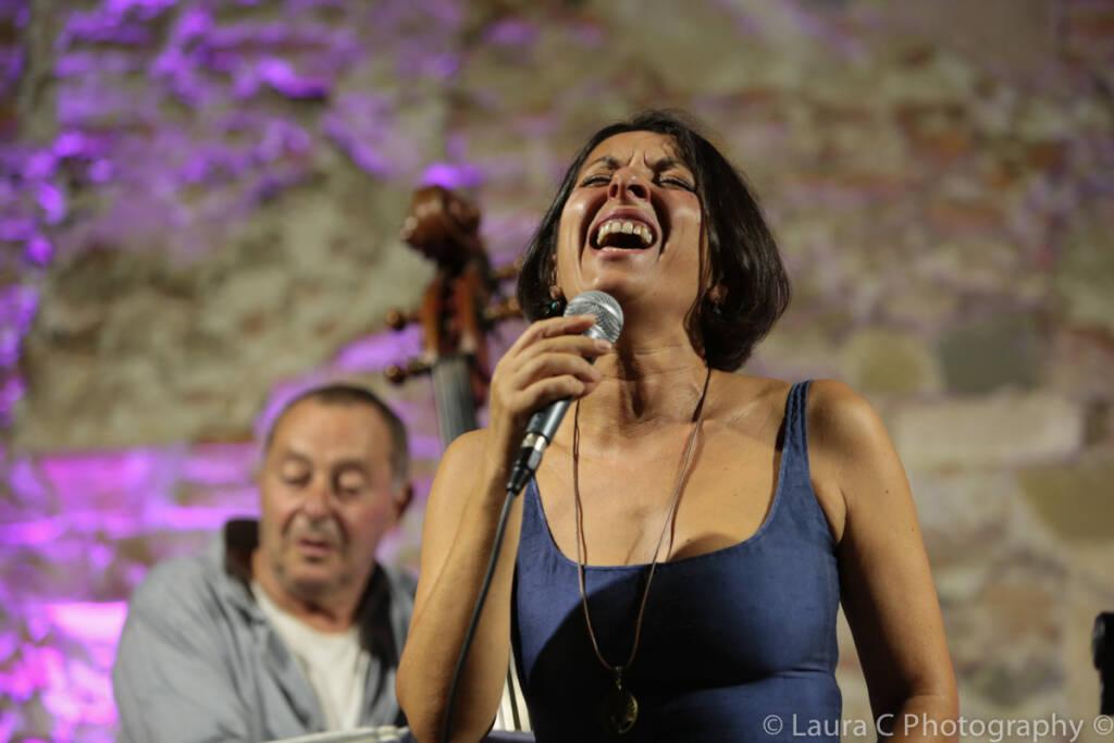 Claudia Tellini Lucca Jazz Donna Real Collegio 13 luglio 2020 foto di Laura Casotti