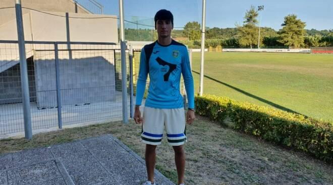 Claudio Bianchi portiere Tuttocuoio Eccellenza