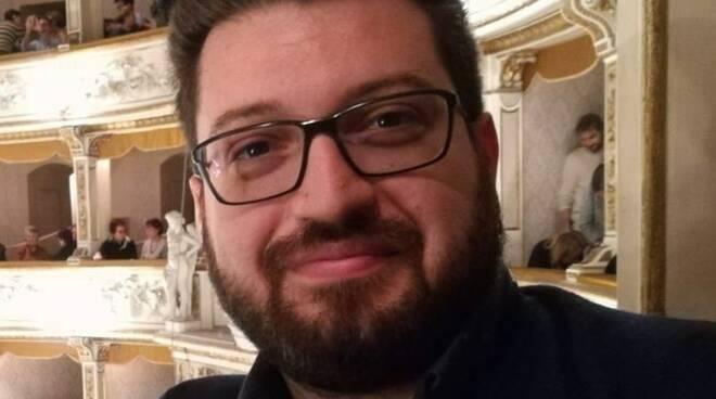 Claudio Loconsole capolista Movimento Cinque Stelle regionali Lucca