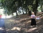 Comitato San Concordio sul parco della Montagnola