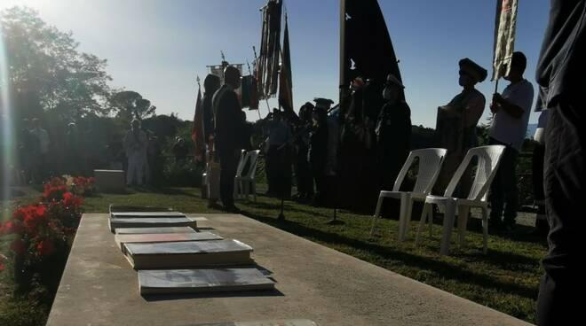 Commemorazione eccidio del padule di Fucecchio 2020