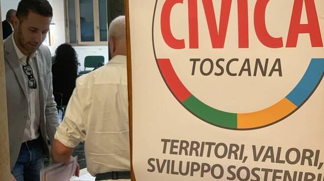 Comunità Civica Toscana civivca GIorgio Del Ghingaro