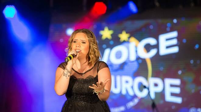 concorso a voice for eur