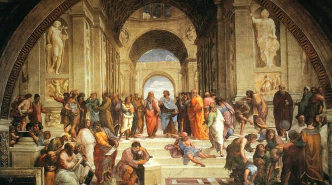 Conferenza su Raffaello a Seravezza