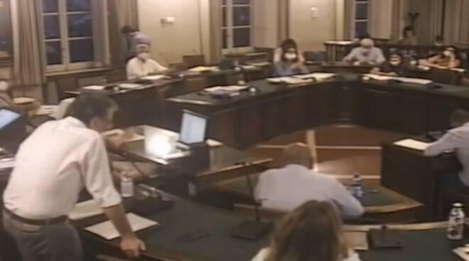 consiglio comunale assestamento di bilancio 6 agosto 2020