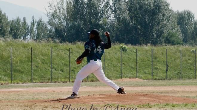Dennis Lellis Drakes Capannori baseball