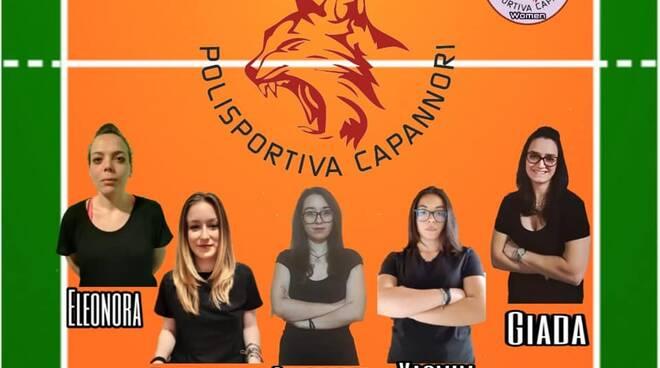 Dodgeball Woman Polisportiva Capannori