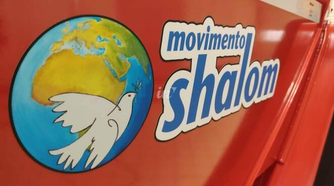 Donazione mezzi per trivellare il Burkina Faso Movimento shalom
