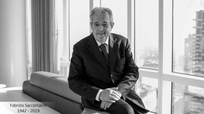 Fabrizio Saccomanni ex presidente Unicredit