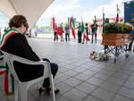 Funerale del partigiano Rolando Fontanelli