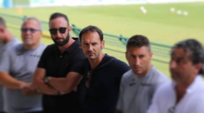 Gabriele Ulivi direttore sportivo Real Forte Querceta