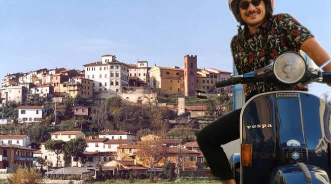 Giacomo Ghidoni a Santa Maria a Monte