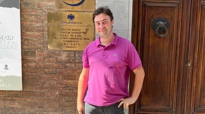 Giacomo Gozzini confcommercio