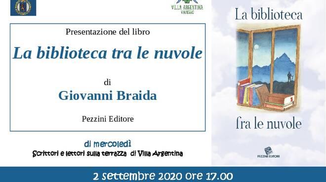 Giovanni Braida a Villa Argentina