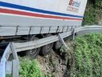 Incidente camion vagli