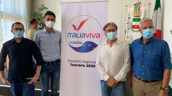 Italia Viva viareggio