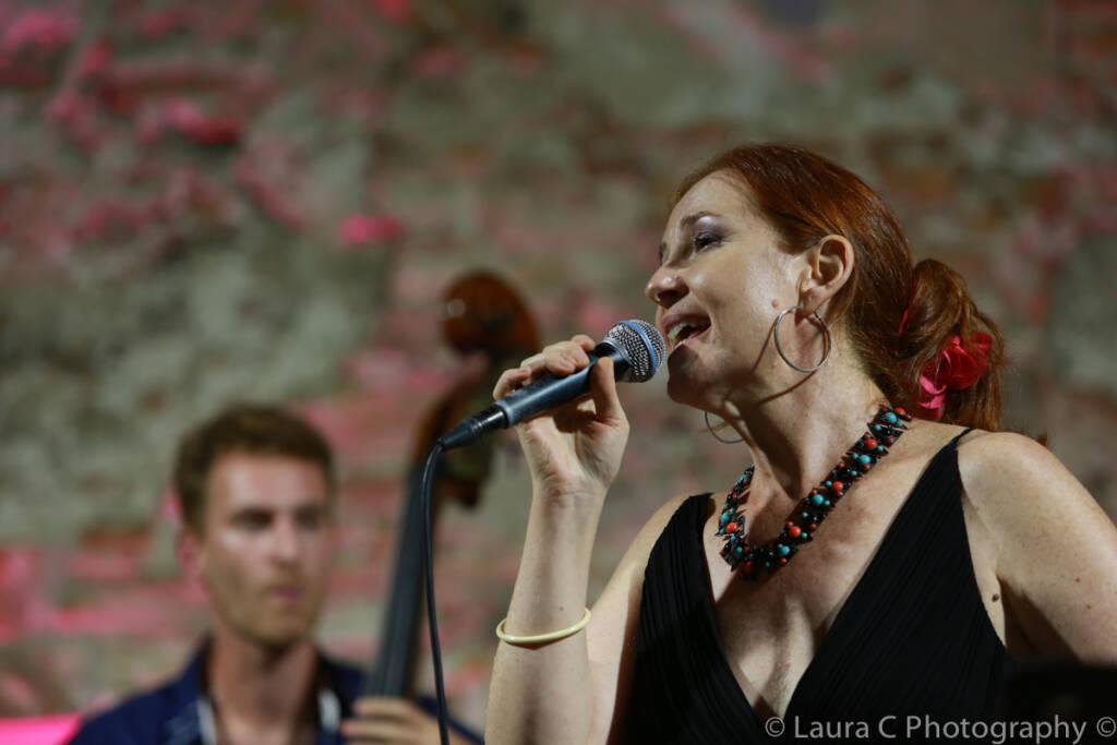 Jazz Donna, successo per la serata dedicata a Sting