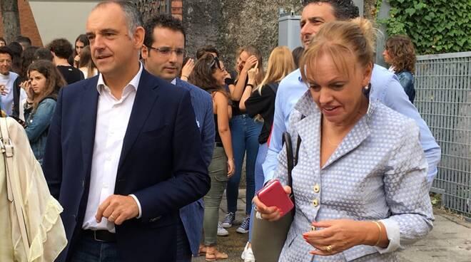 Luca Menesini Donatella Buonriposi