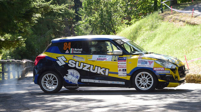 Martinelli Menchini Ciocco Gr Motorsport