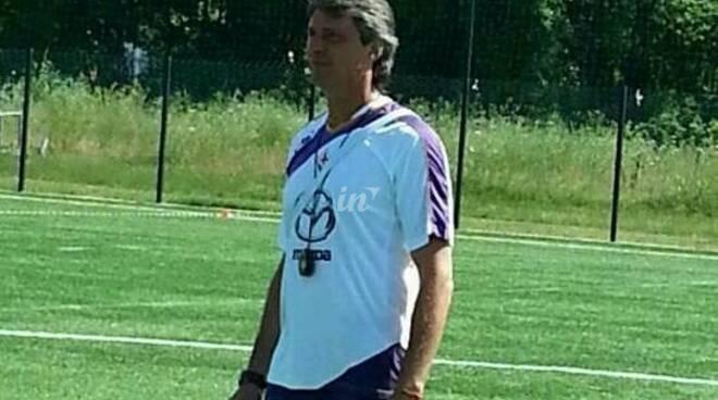 Maurizio Ridolfi allenatore tuttocuoio stagione 2020/2021