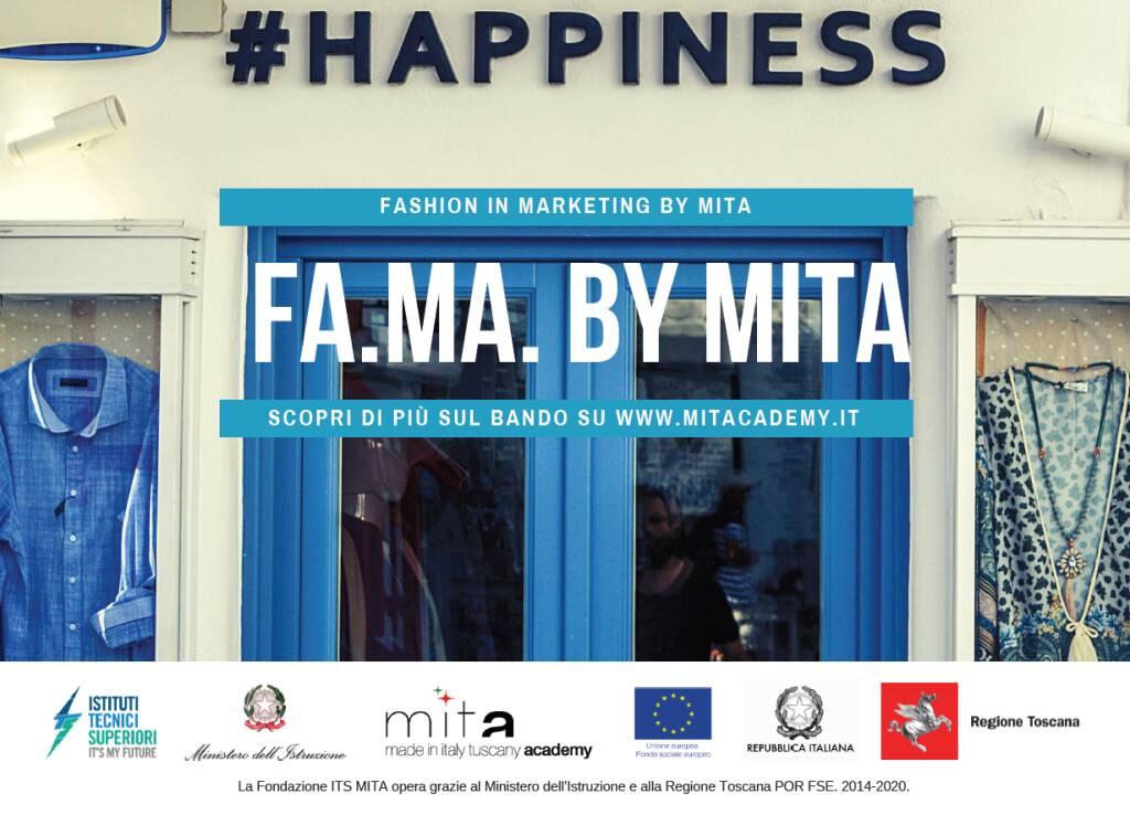 Mita alta formazione marketing moda Lucca casermetta Santa Croce
