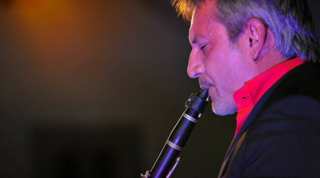 Nico Gori Modalità Trio concerto Barga Jazz