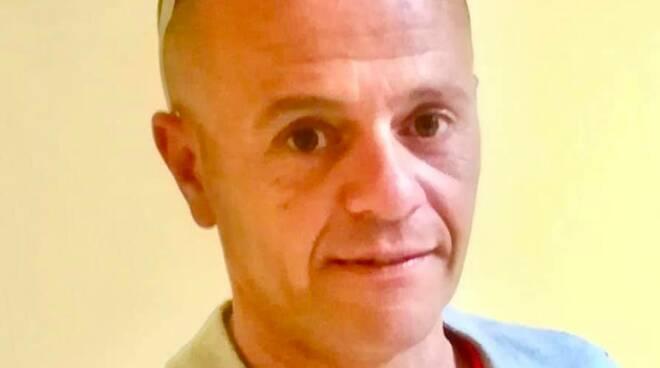 Nicola Giambastiani Misericordia di Lucca lutto