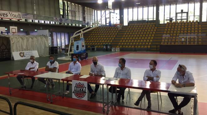 Nuova società Basketball Club Lucca