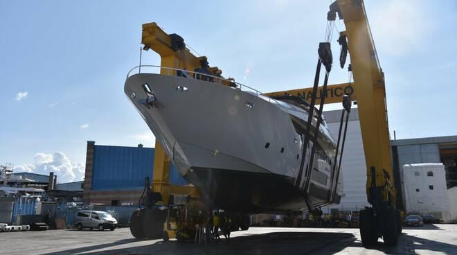 nuove imbarcazioni gruppo Fipa Viareggio