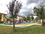 nuovo parco giochi a Porcari