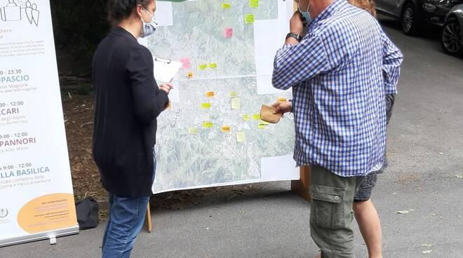 piano strutturale intercomunale piana di Lucca