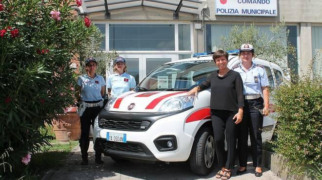 polizia municipale capannori