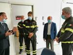 prefetto visita sale operative Ferragosto Pisa