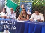 Presentazione Elisabetta Triggiani, candidata Fdi per le regionali 2020