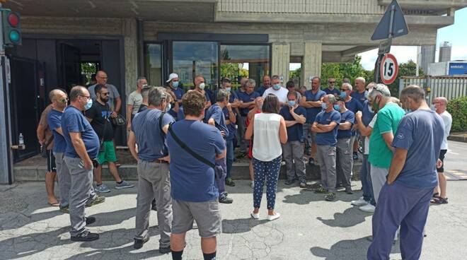 presidio Altopascio Progest Ondulati Giusti sindacati