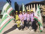 rappresentanza lavoratrici Cooplat Barga Castelnuovo