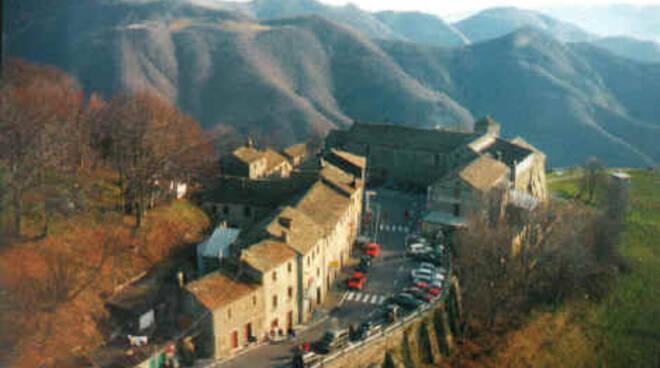 San Pellegrino e la camera dei prosciutti Funa il viaggiatore romantico
