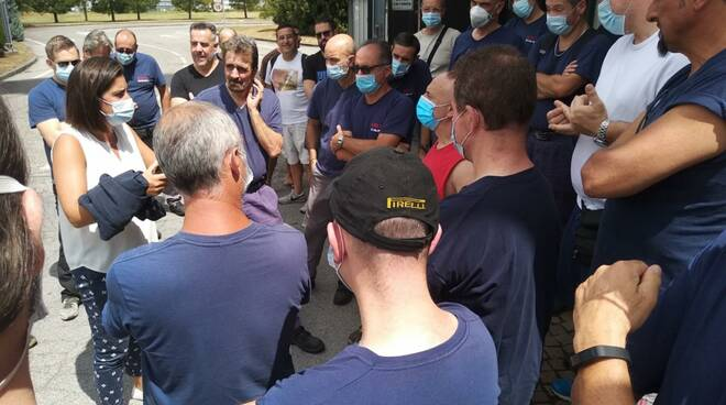 Sara D'Ambrosio Daniel Toci Altopascio Progest ex Ondulati Giusti