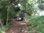 sequestro strada colline Capriglia Capezzano Monte