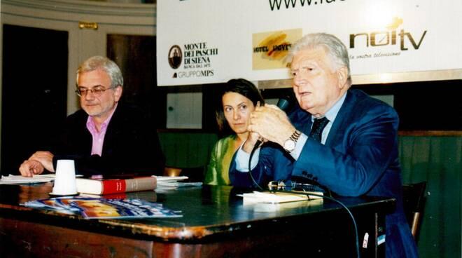sergio zavoli a racconti nella rete Luccautori 2002