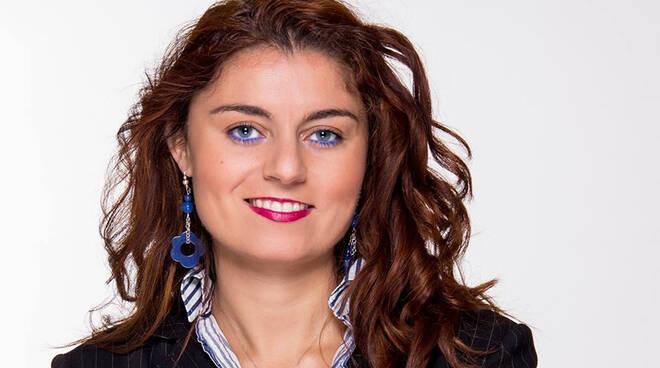 Susanna Ceccardi candidata Regione Toscana governatrice