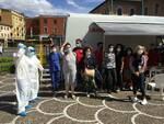 test tamponi molecolari stazione di Pisa