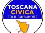 Toscana Civica per il cambiamento logo giusto